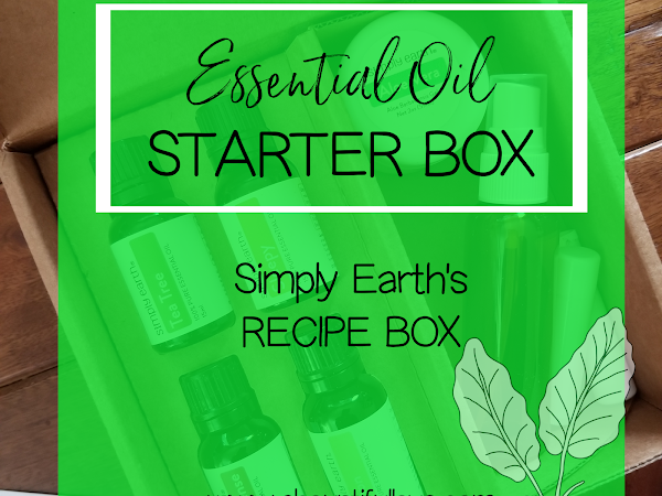 Essential Oil Starter Box