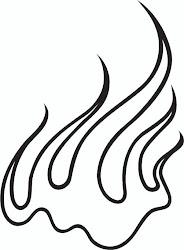 tattoo simple tribal designs tattoos flames drawing draw very unknown posted am symbols tats tweet