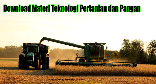 download tphp, teknologi pertanian pangan hasil
