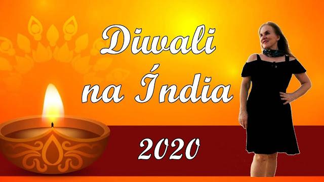 Diwali 2020 na Índia