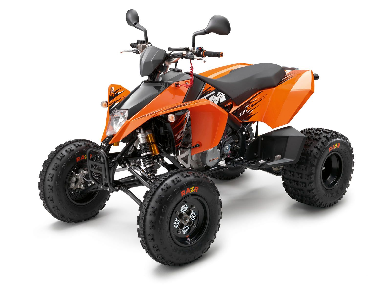 specifications and KTM 525 XC wallpapers
