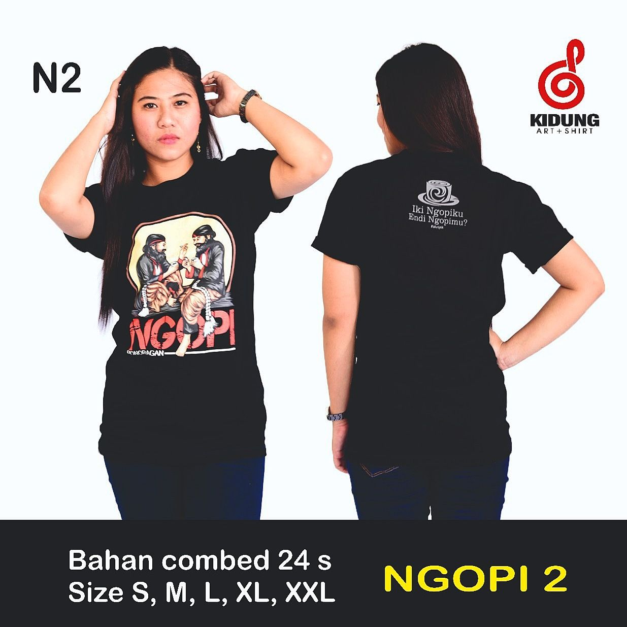 Kidung Clothing Ngopi2