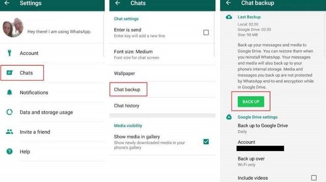 Cara Membuat GB Whatsapp Menjadi Transparan