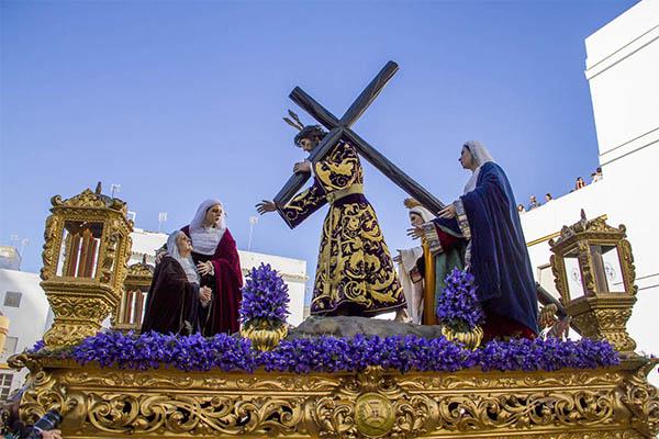 La Sanidad de Cádiz anuncia sus cultos para su titular