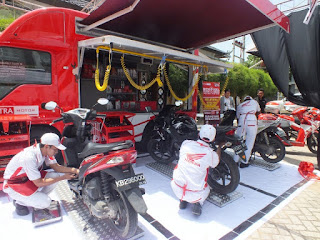 Alamat Bengkel Resmi Motor Honda (AHASS) Kota Palembang serta Nomor Telepon