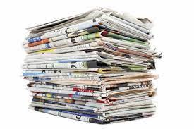 Οι εφημερίδες σήμερα Κυριακή 20 Ιουνίου