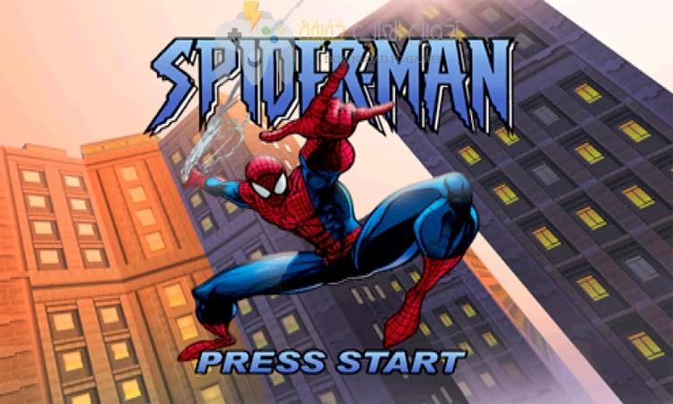 تحميل لعبة سبايدر مان 1 Spider Man للكمبيوتر مضغوطة بحجم صغير