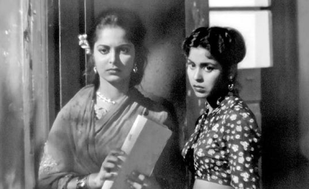 Kumkum the famous actress of the bygone era died on Tuesday