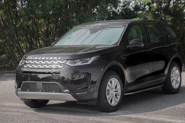Land Rover Sport 2022 - Preço