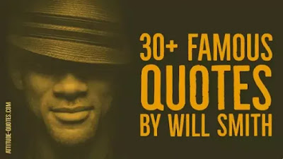 30+ Famous Quotes By Will Smith