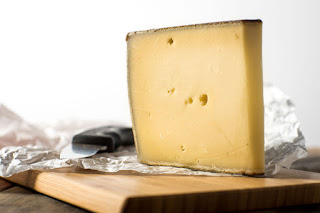 Gruyère cheese