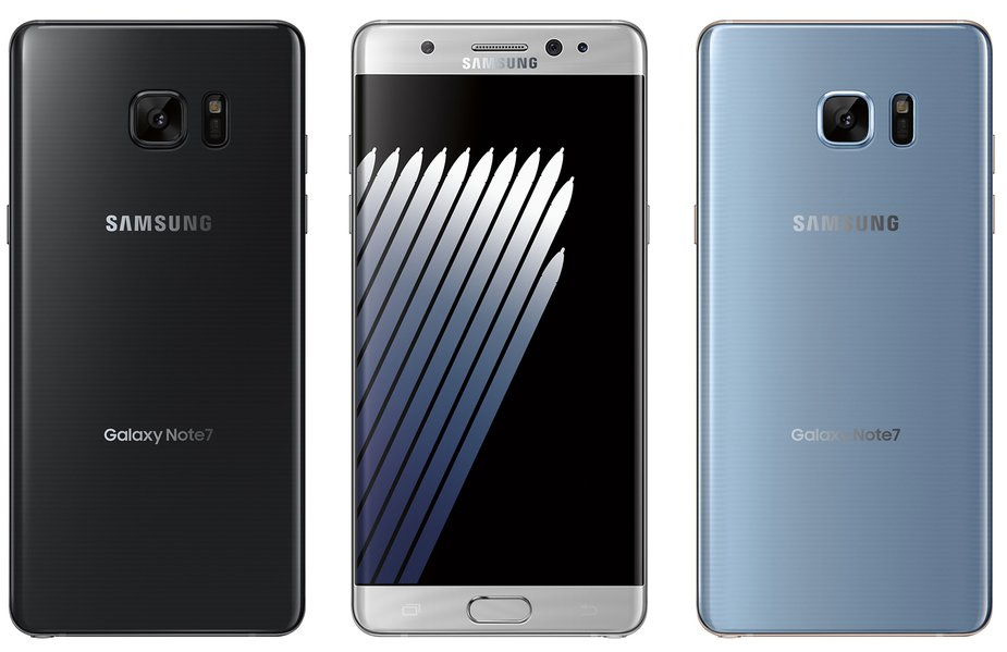 Refurbished Galaxy Note 7 with 3200mAh battery might be sold in India and Vietnam