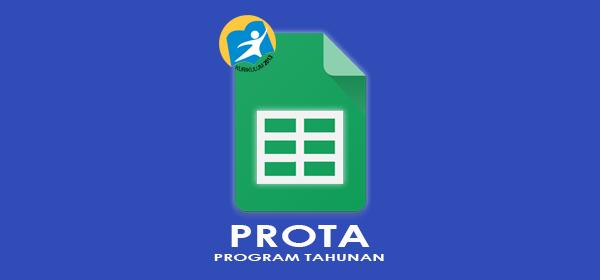 Prota PJOK Kelas 8 SMP Kurikulum 2013 Semester 1 dan 2