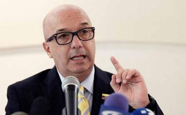SIMONOVIS SOSTIENE QUE SUPUESTA MUERTE DE SANTRICH APUNTA A UN MONTAJE