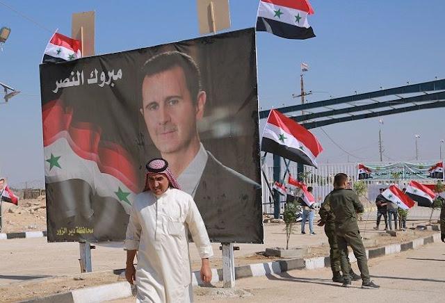 Δαμασκός: «Η επίθεση της Τουρκίας μας ενώνει»