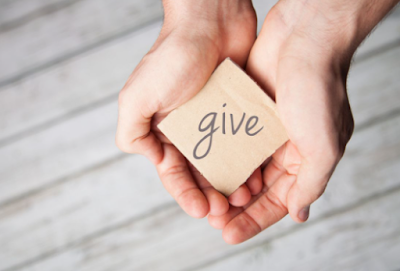 give more than you receive