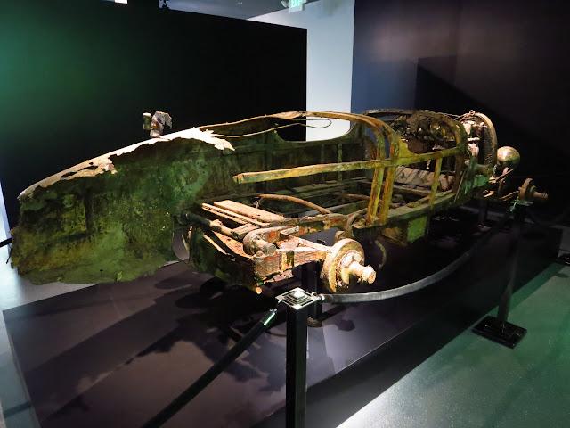 Lake Maggiore Bugatti Type 22