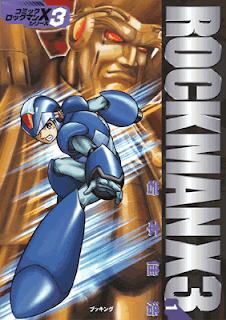 โหลดอ่านการ์ตูน PDF Rockman X3