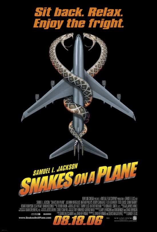 Snakes on a Plane 2006 720p 1GB BRRip