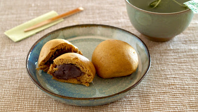 How to Make Onsen Manjyu (Hot Spring Steamed Buns Recipe)
