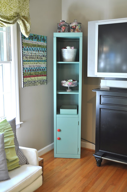 craft room cabinet