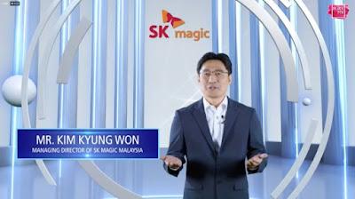 SK magic All Clean Virus Fit Air Purifier Mampu Menyingkirkan Virus COVID-19