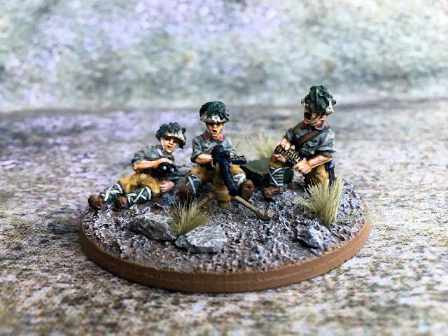 Warlord Games Imperial Japanese Army Medium Machine Gun