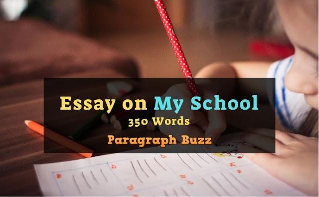 Essay on My School