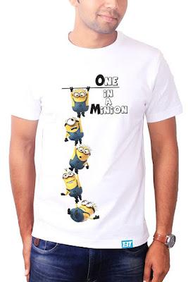Minion's T-Shirts for Men