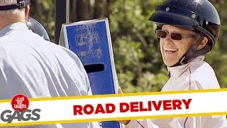 From Our Truck to Yours – Just For Laughs Gags