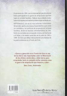 """""""LA GUERRA DE LA INFANTERÍA ALEMANA"""". Libro"""