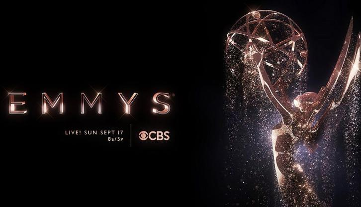 Emmy Awards 2017 - List of Results
