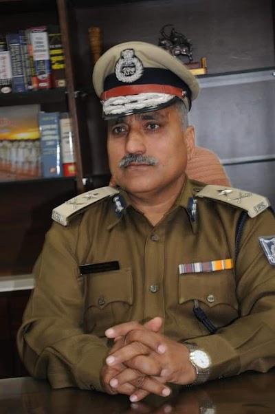आईजी राजाबाबू सिंह उत्तरी जोन चेप्टर प्रभारी नियुक्त | Bhopal News