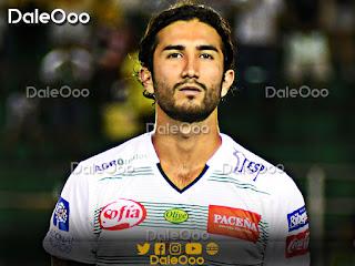Sebastián Gamarra jugará su primer Clásico Cruceño con la camiseta de Oriente Petrolero - DaleOoo