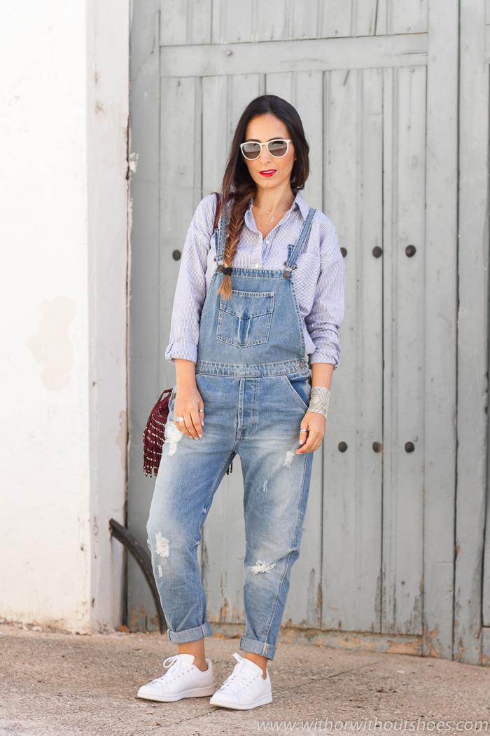 Bloggers influencers valencianas de moda belleza lifestyle con ideas de looks comodos de Zara