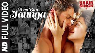 तेरा बन जाऊंगा Tera Ban Jaunga Lyrics In Hindi