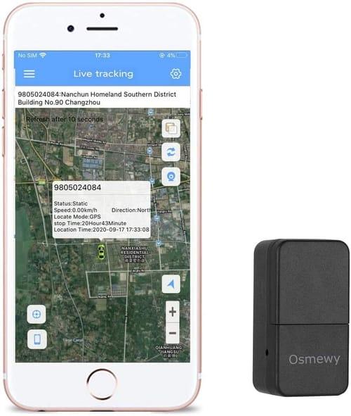 Review Osmewy GT026X Mini GPS Tracker for Kids