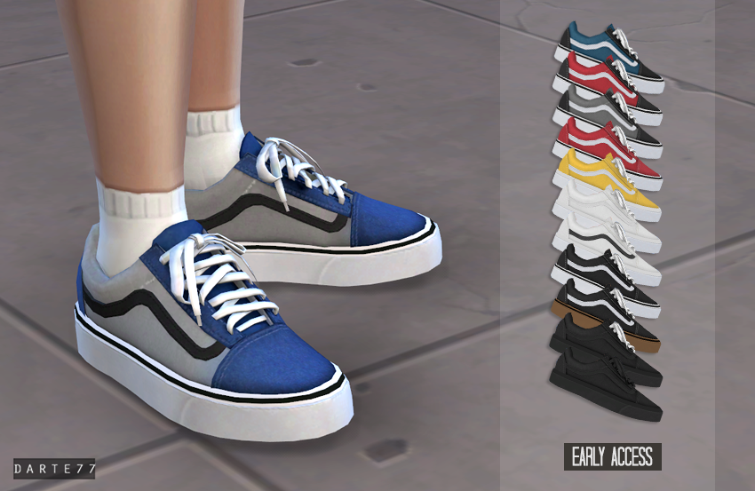 Vans Old Skool Early Access (Released) Darte77 | Custom