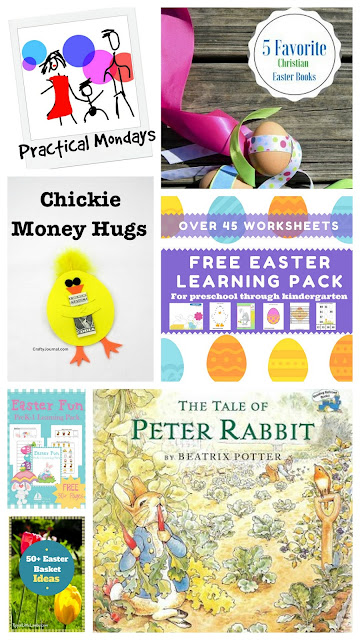 The Practical Mom: Origins of Easter Traditions on Practical Mondays #6