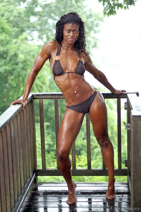 Promoting Real Women: WBFF Pro Fleur De Kine Interview