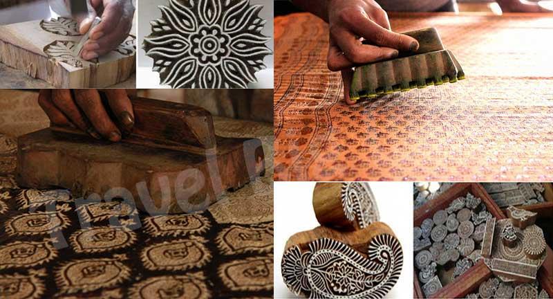 Bagru Print Fabric
