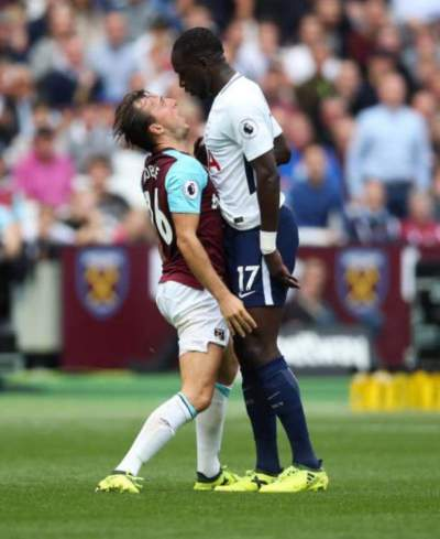 Thoughts from the West Ham game