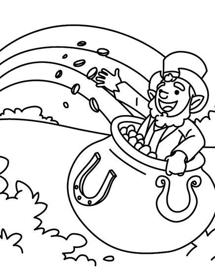 math worksheet : saint patrick s day free math worksheets  printables  coloring  : Art Worksheets For Kindergarten