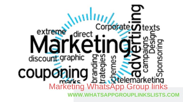 Join Marketing WhatsApp Group Links List