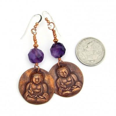 meditating buddha yoga handmade jewelry
