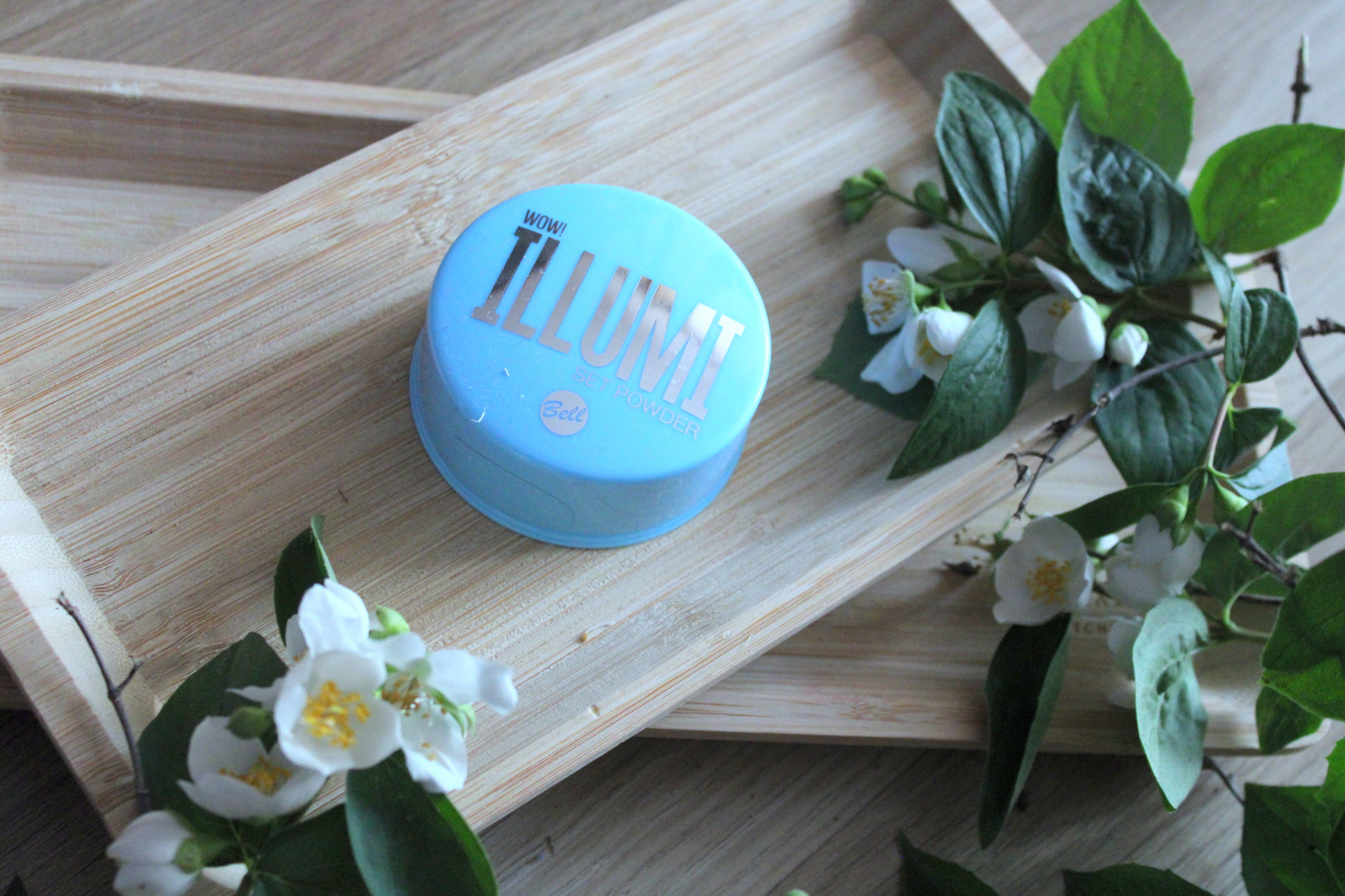 Illumi Set Powder Bell Cosmetics