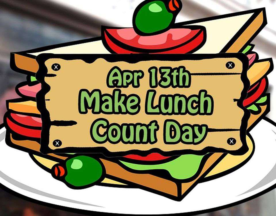 National Make Lunch Count Day Wishes Unique Image