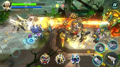 Download Eternity Legends Dynasty Warriors Mod Apk Android