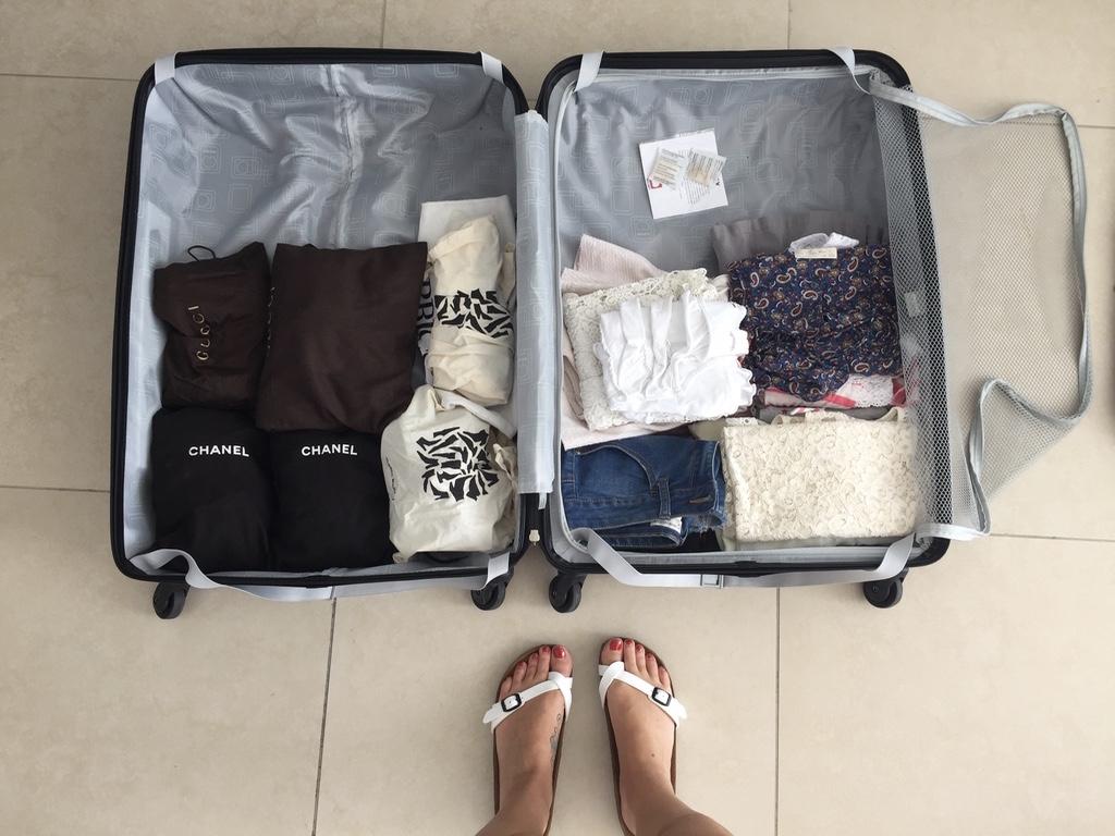 Viaggi come fare la valigia quando si hanno bambini 50 for Quando si seminano le patate
