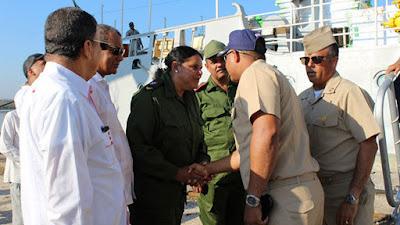 Solidaria, República Dominicana envía alimentos y materiales de construcción a Cuba
